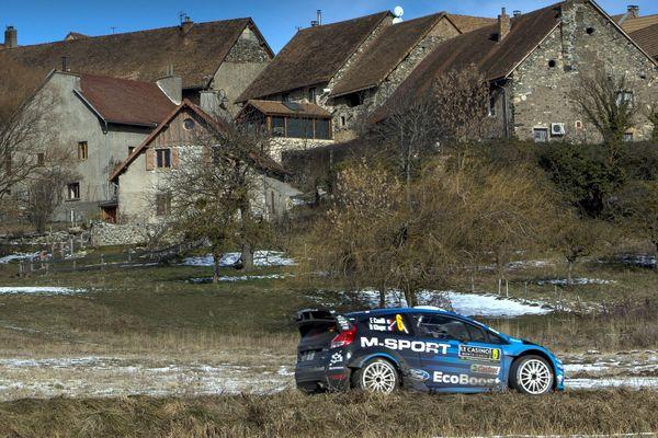 Eric Camilli abandonne le Rallye Monte-Carlo