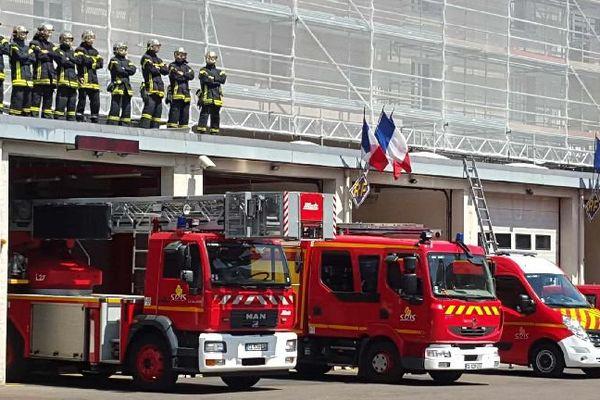 Les pompiers de Dijon ont préparé des surprises pour leur 59e bal organisé dans le cadre des festivités du 14-Juillet !