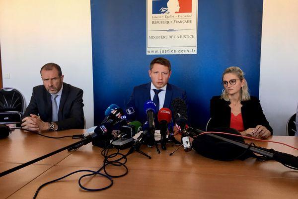Conférence de presse du procureur de Bayonne ce mardi 12 octobre pour détailler les circonstances de l'accident qui a coûté la vie à trois hommes probablement d'origine algérienne selon les premiers éléments de l'enquête.