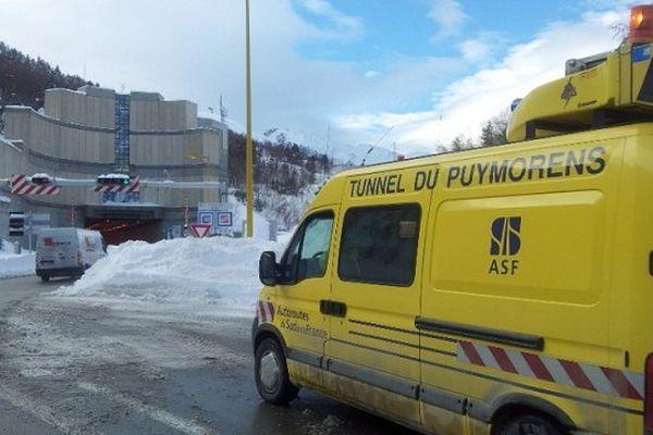 Ouverture à la circulation du tunnel de Puymorens après 7 mois  de travaux
