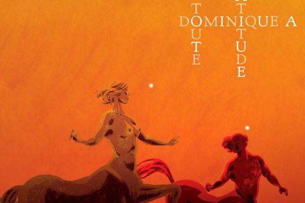 La pochette de Toute Latitude, l'album à paraître le 9 mars 2018 de Dominique A.