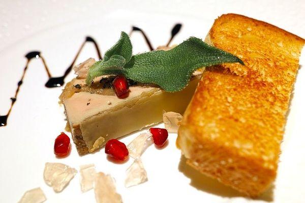 En Bourgogne, on ne trouve pas que du vin. Il y a aussi des producteurs de foie gras.
