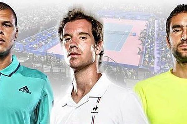 Cilic et Gasquet dans le même tableau pour ce 7ème Open Sud de France