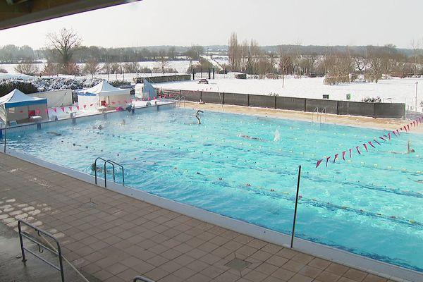 Depuis le 19 janvier 2021, la piscine de Sablé-sur-Sarthe est ouverte sur réservation