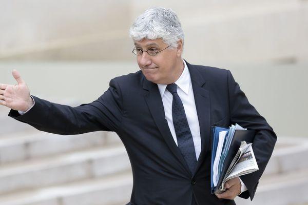 Le ministre de l'Ecologie, Philippe Martin