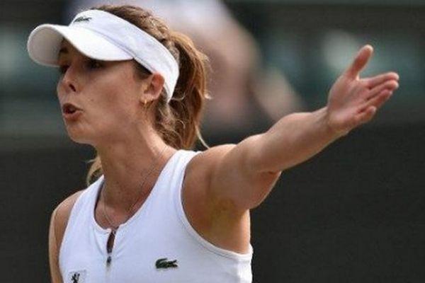 Alizé Cornet a été battue lors du 3ème tour à Wimbledon