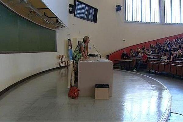 Une pré-rentrée à l'université de Bourgogne