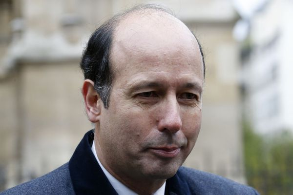Louis Giscard d'Estaing, maire de Chamalières et conseiller régional Auvergne-Rhône-Alpes est numéro 3 sur la liste UDI - Les Européens
