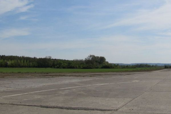 Le plus grand parc solaire sera implanté sur 100 des 280 hectares de l'ancien aérodrome Laon-Athies de l'OTAN.