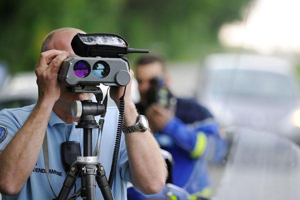 Six grands excès de vitesse ont été relevés sur les routes du département de la Haute-Corse, entre le 2 et le 11 septembre.