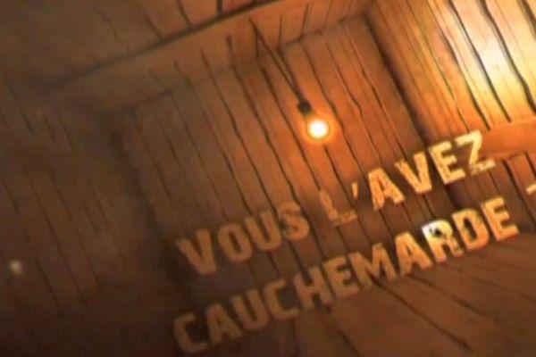 Après quatre ans d'absence la Maison du Tourment fait son grand retour cet automne dans les Vosges