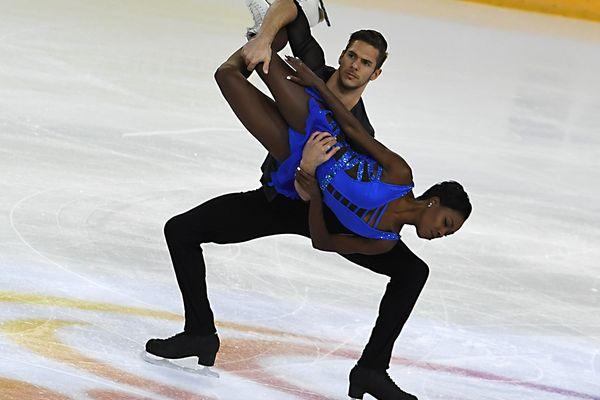 Vanessa James et Morgan Ciprès, le couple qui monte.