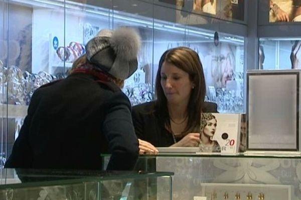 Ce point de vente de Barentin (Seine-Maritime) affiche la dernière évolution de l'aménagement des magasins.