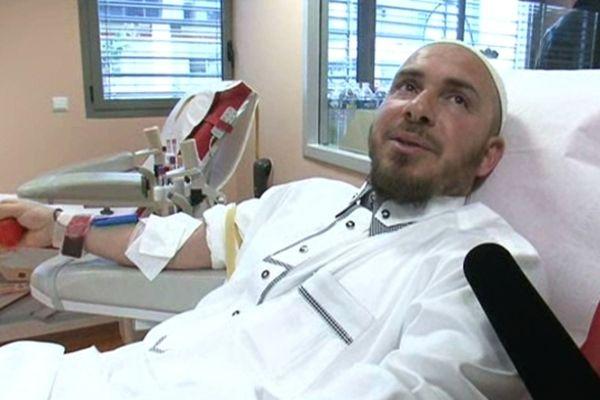 Le don du sang n'est pas incompatible avec la religion musulmane
