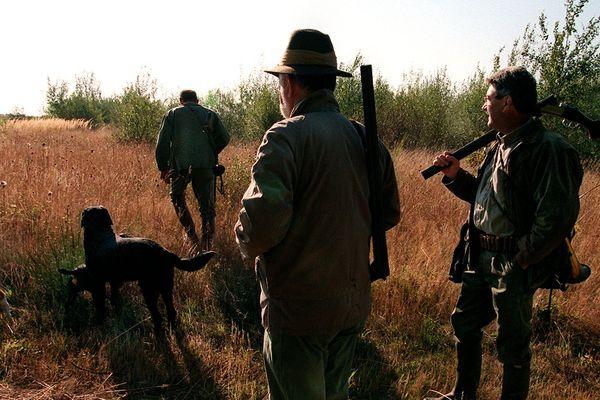 Sans le vouloir, les chasseurs ont fait une belle frayeur à l'une des résidentes du camping. (illustration)