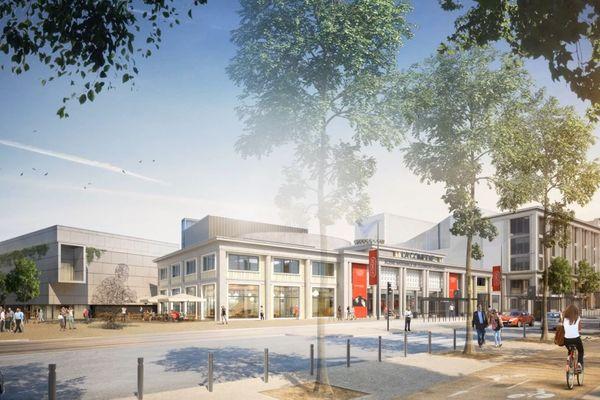 Le grand architecte Eduardo Souto de Moura (École de Porto, prix Pritzker 2011) signe le projet de La Comédie Scène Nationale de Clermont-Ferrand dont l'ouverture est prévue pour la saison 2019-2020.