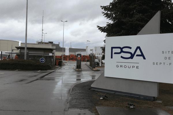 15 postes pourraient être supprimés dans l'usine PSA de Sept-Fons dans l'Allier avec la nouvelle disposition de la loi travail, la rupture conventionnelle collective.
