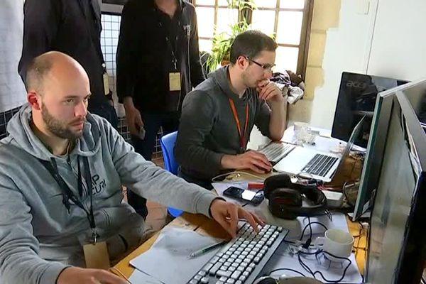 1er Hackathon des Ardennes