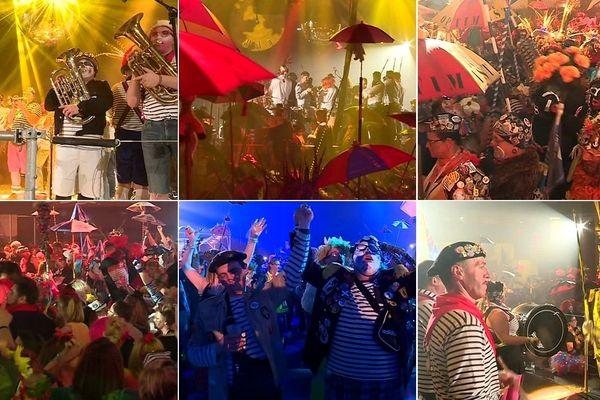 La saison 2019 du carnaval de Dunkerque a été lancée officiellement au Kursaal avec le bal du Chat Noir.