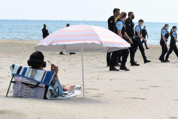 En mer, sur la plage, qu'est-il possible de faireet qu'est-ce qui est interdit en période de confinement ?