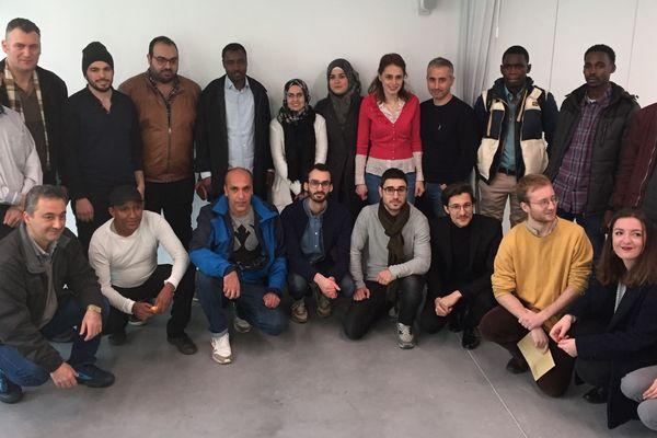 """La première promo """"Wintegreat"""" à Sciences Po Rennes a fait sa rentrée"""