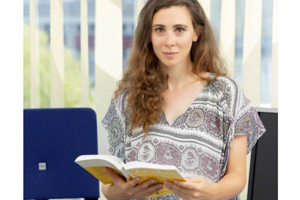 """Gabrielle de Micheli, """"Prix Jeune Talent France 2021 L'Oréal-UNESCO pour les Femmes et la Science"""""""