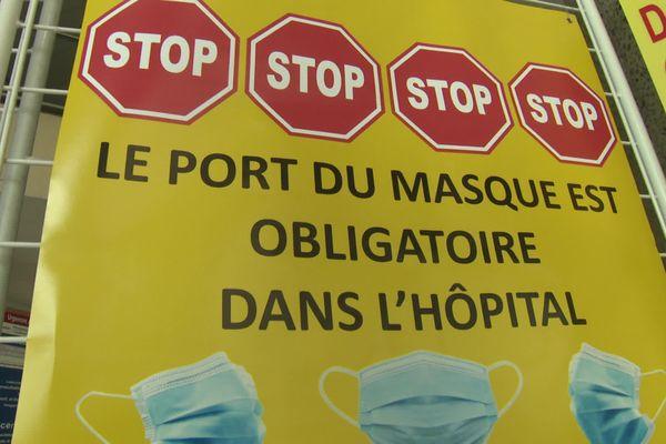 Reprise de l'épidémie dans les Deux-Sèvres
