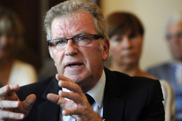 Jean-Pierre Moure - septembre 2013.