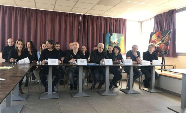 Conférence de presse de présentation de Terre des Dieux