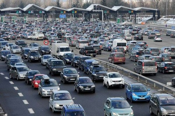 Prudence sur les routes. On attend beaucoup de monde sur les grands axes du pays.