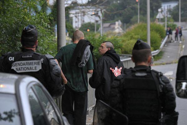 Les forces de l'ordre ont été mobilisées pour évacuer des fêtards installés à Redon. Selon plusieurs collectifs, du matériel aurait été sciemment détruit.