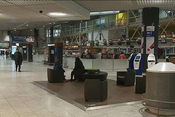 L'aéroport de Biarritz-Pays Basque