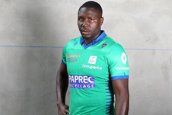 Les joueurs de l'ASM Clermont Auvergne porteront un nouveau maillot vert lors de la rencontre face à Bordeaux le 16 janvier.