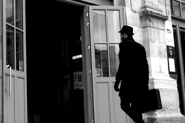 L'agence secrète John Doe était en mission à Lille ce matin.