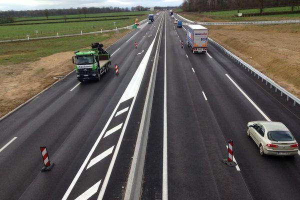 Des perturbations sont à prévoir sur la RCEA (Route Centre Europe Atlantique) en raison de travaux.
