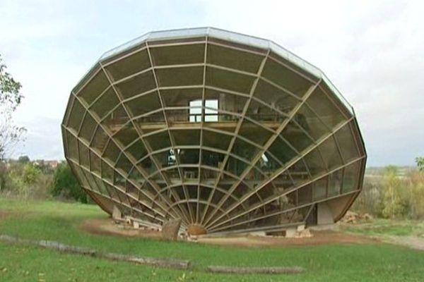 L'héliodome, l'invention d'Eric Wasseur, prix Lépine 2003