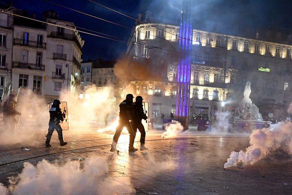 Montpellier - janvier 2019.