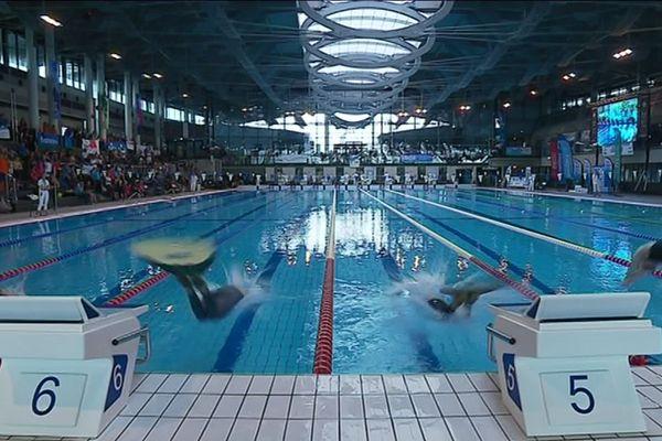 Championnats de France de sports subaquatiques à Limoges