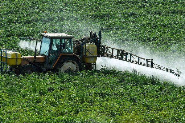 Les ventes annuelles de substance active de glyphosate sont situées entre 100 et 200 tonnes dans la région voire 260 tonnes pour l'Indre-et-Loire.