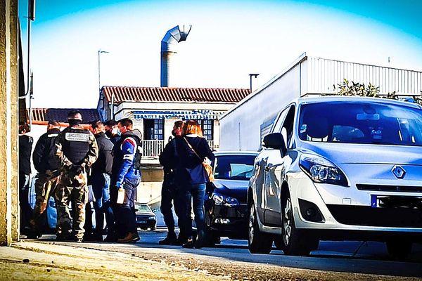 Une grosse prise qui a mobilisé quelque 300 gendarmes.