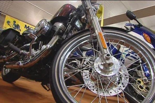 Vu d'ici au marché de la moto de Seloncourt