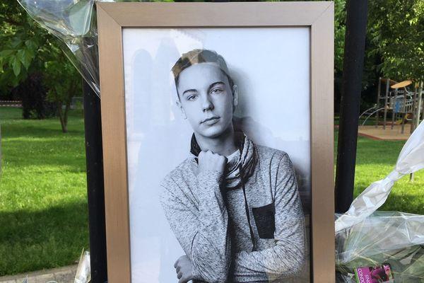 Kévin, 17 ans, a été mortellement poignardé dans un parc public de Mourmelon-le-Grand (Marne) samedi 2 juin 2018.