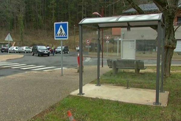 Des arrêts mais plus de bus!
