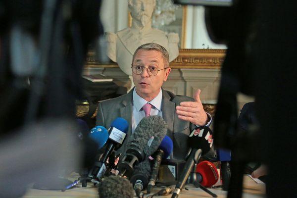 Patrice Faure, préfet du Morbihan avait pris un arrêté anti-alcool qu'il a décidé de lever après onze jours d'interdiction