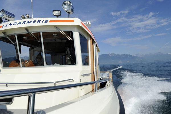 Le corps d'un pêcheur disparu a été repêché dans le lac Léman par la gendarmerie suisse. Photo d'illustration.