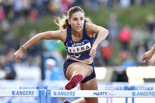 Laura Valette décroche sa place pour les demies-finales du championnat d'Europe d'athlétisme