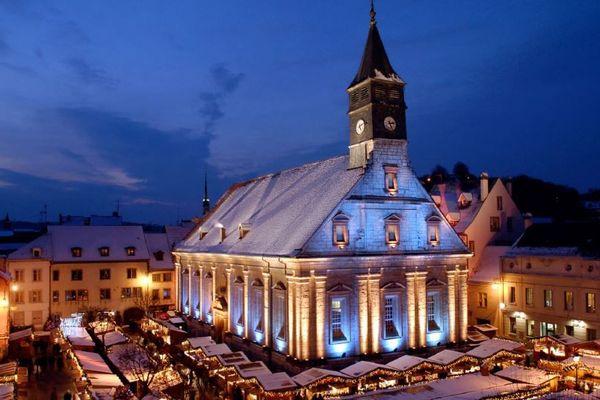 Les lumières de Noël s'affichent 6ème au classement des plus beaux marchés de Noël d'Europe