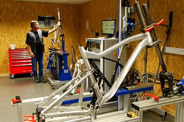 C'est à Machecoul que vont être fabriqués 70 % des nouveaux Vélib parisiens.