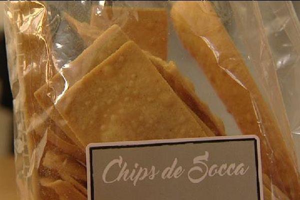 Imbroglio juridique autour de la socca chips