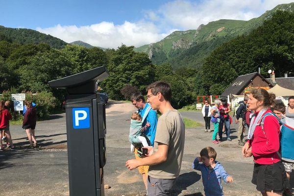 Dans le Puy-de-Dôme, le parking de la vallée de Chaudefour est désormais payant.